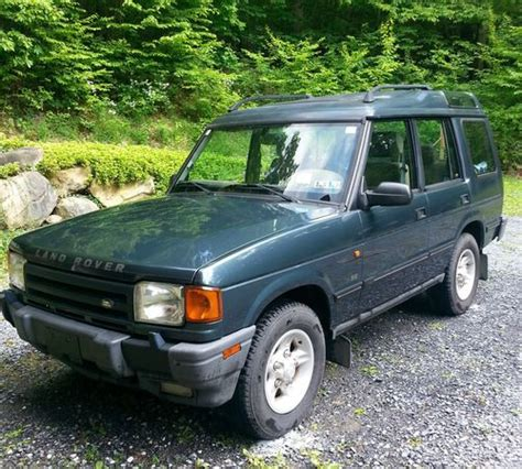 electronic toll collection 1997 land rover discovery navigation system service manual 1997 land rover discovery power sunroof manual operation nudge bar land rover