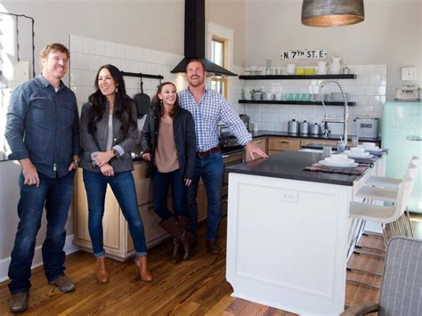 hgtv help fixer upper takes on a vintage tiny house hgtv s fixer