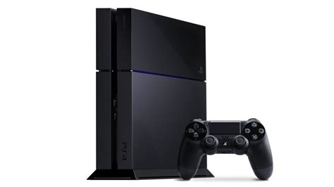 sony console sony playstation 4 console ps4 500gb jet black