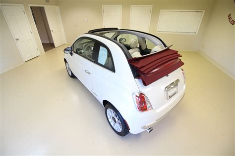 Fiat Albany 2012 Fiat 500 C Lounge Stock 16267 For Sale Near Albany