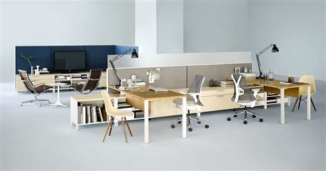 office furniture herman miller herman miller office furniture solutions for an open plan office