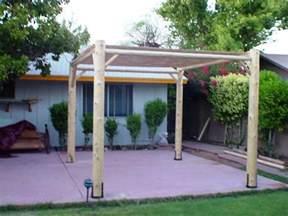 diy patio ramada design ideas diy project do it yourself southwest