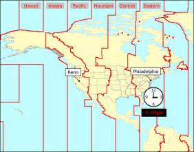 map of time zones in united states us time zone map united states