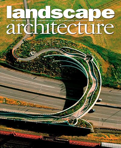 landscape architecture magazine february  giant