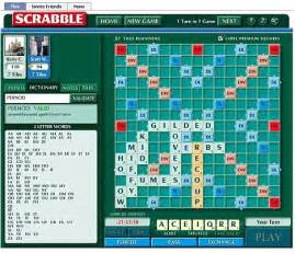 scrabble free play scrabble dictionary upsets expert players as