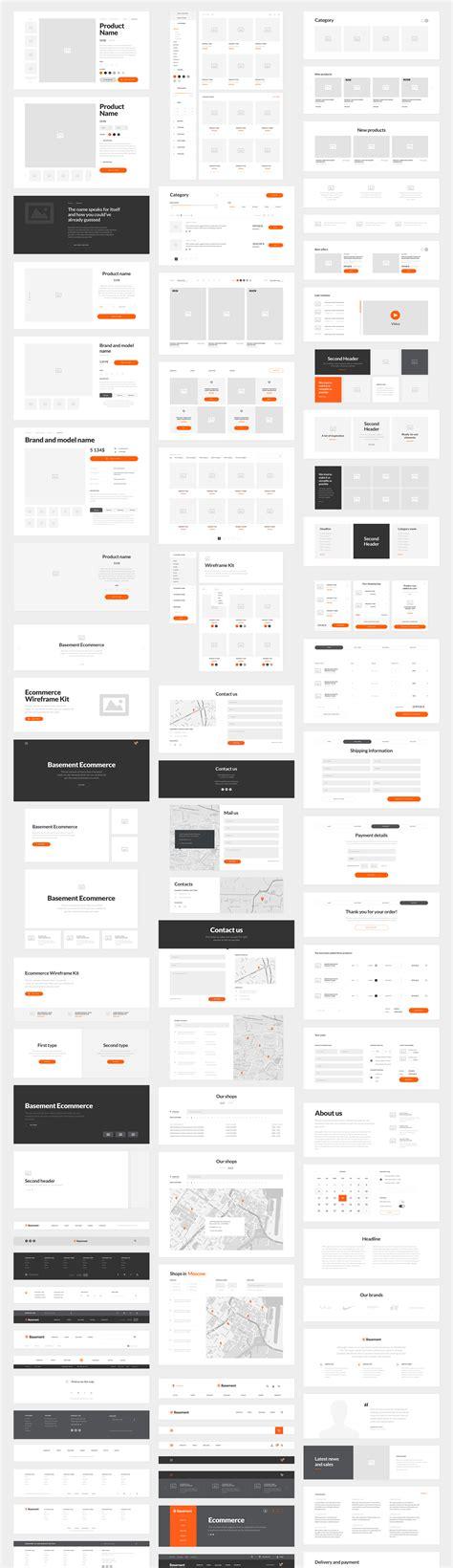 header design ecommerce ecommerce 9 categories headers promo features catalog