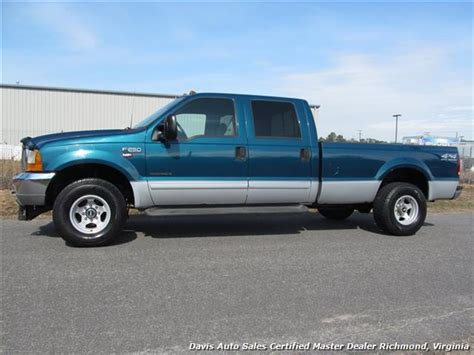 crew cab long bed 2001 ford f 250 super duty xlt crew cab long bed 4x4