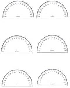 protractor template to print printable protractor