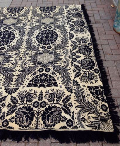 antique woven coverlets 17 best images about coverlets of time on pinterest