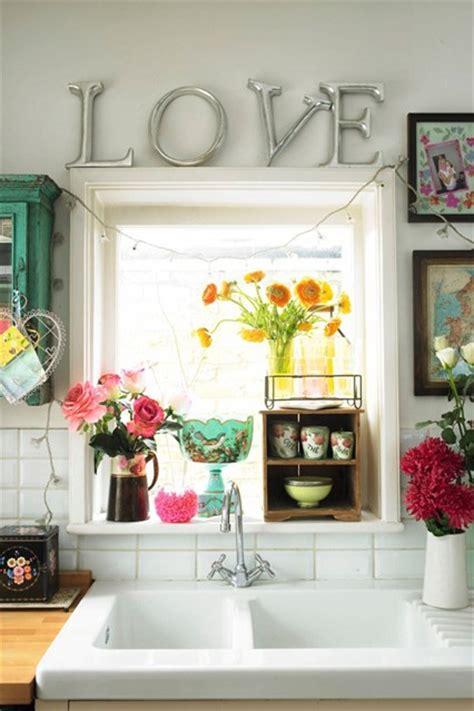 Flower Kitchen by Lights Flowers Kitchen Designs Shabby Chic