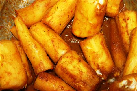 Crispy Singkong cassava recipe fried spicy seasoned cassava for morning carbs supper resep singkong
