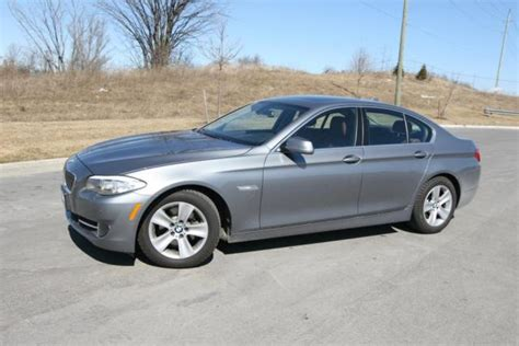 2011 Bmw 528i by 2011 Bmw 528i Touring Automatic Related Infomation