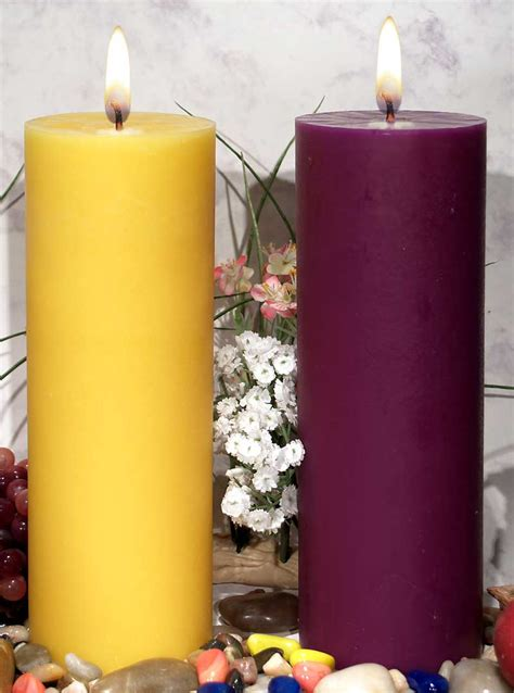 Candles For Less Candles Outstanding Candle Pillars For You Pb Pillar