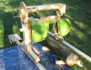 backyard sawmill backyard lumber milling