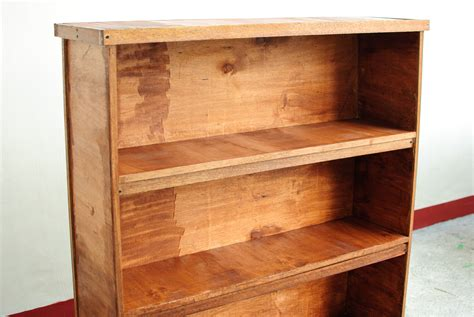 build wooden bookshelves  steps  pictures