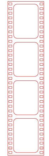 free filmstrip template filmstrip templates and photoshop on