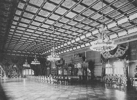 Japanese Palace Interior by Japanese Architecture