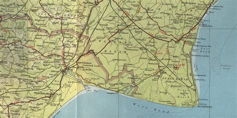 maps c dungeness map