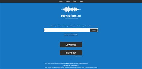 download mp3 from web page online top alternatives to beemp3 for you to free download mp3