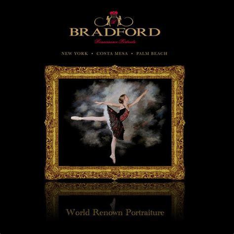 charitybuzz classic portraiture  bradford renaissance