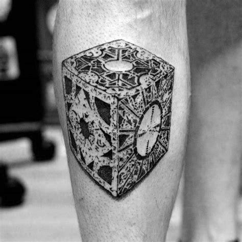 hellraiser tattoo designs 50 hellraiser designs for cenobite pinhead