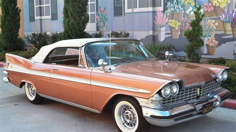 plymouth fury 1959 1959 plymouth sport fury convertible s276 kissimmee 2012