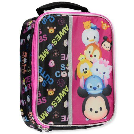 Lunch Box Tsum Tsum tsum tsum insulated lunchbox walmart