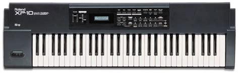 Keyboard Roland Xp 10 roland xp 10 vintage synth explorer