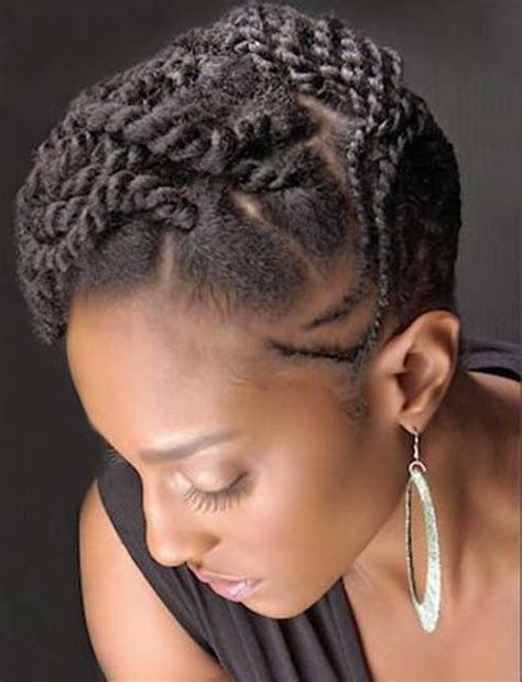 New 2014 Hairstyles by New 2014 Cornrow Hairstyles For Straightened