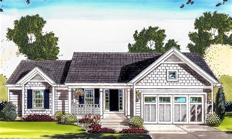 Charming House Plans by Charming One Level House Plan 39064st Architectural
