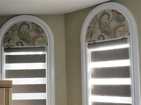 Window Treatments For Arched Windows Decor Arched Window Treatments Lowes Half Moon Window