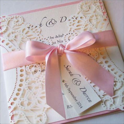 Undangan Seri Ribbon A Wedding Khitanan Birthday invitaciones para xv a 241 os con encaje 3 ideas para