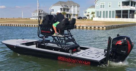 simmons boats skiffs