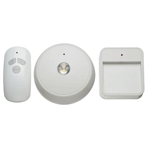 bright house alarm 3 pc ready bright power outage lighting system 561185