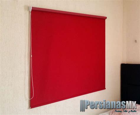 persianas red persianas enrollables blackout tela pen 237 nsula red