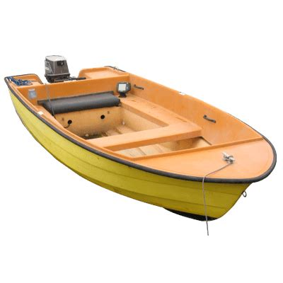 tiny boat cartoon small fishing boat transparent png stickpng