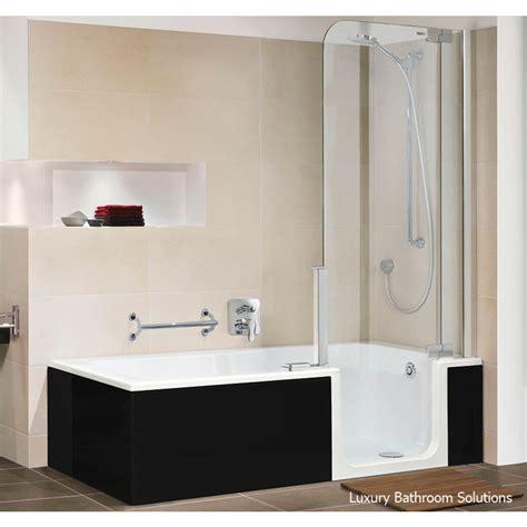 twinline luxury designer artweger walk acrylic bath designer bathrooms designs