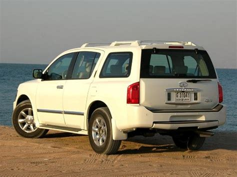 Infinity Auto 2007 by 2007 Infiniti Qx56 Pictures Information And Specs