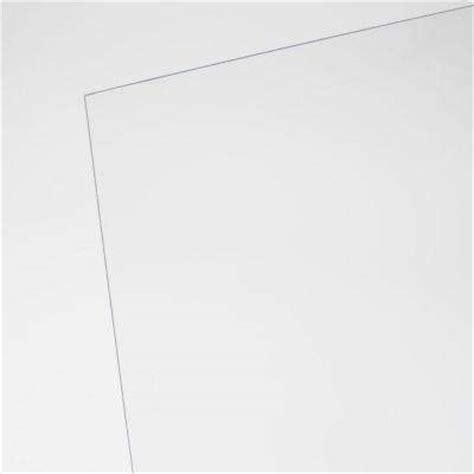 Home Depot Glass Sheet by Clear Acrylic Sheets Glass Plastic Sheets The Home