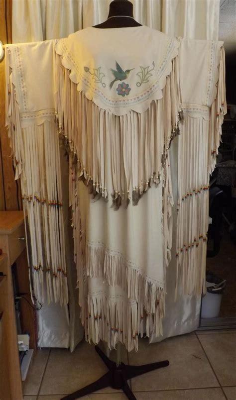 Native American Wedding Dresses – Leather Wedding Dress Native American Inspired