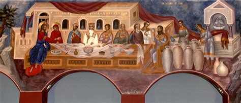 Wedding At Cana Reading by Orthodox Christian Initiative For Africa Polygamy In
