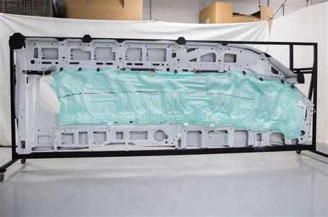 side curtain airbag 2015 ford transit boasts jumbo airbag motor trend wot