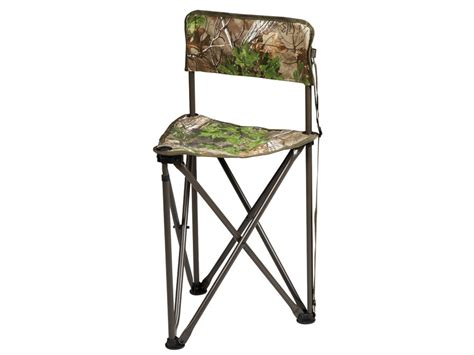 Blind Chair by S Specialties Tripod Ground Blind Chair Realtree