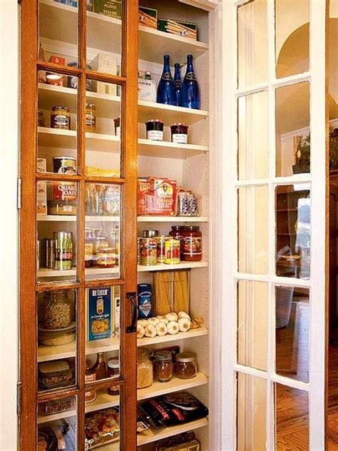 Small Pantry Doors by Freestanding Pantry In Other Metro Eanf With Linen