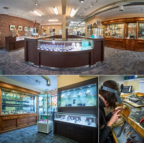 barrie store bill le boeuf jewellers barrie ontario new store