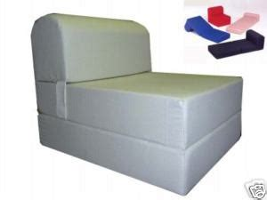 Folding Cushion Bed Gray Sleeper Chair Folding Foam Bed Guest Cushion Beds Sleeper Chair Chairs And Gray