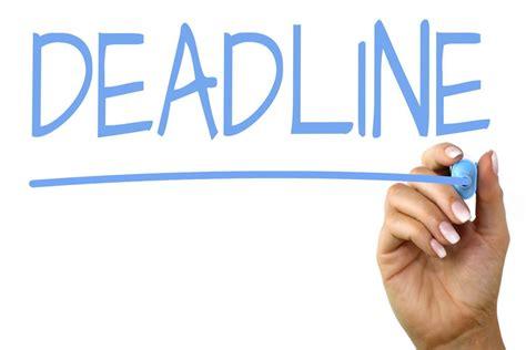 Original Deadline Your deadline handwriting image