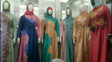 Baju Gamis Khadijah koleksi baju gamis pesta khadijah