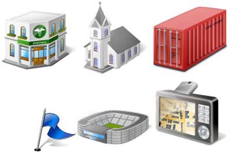 20 sets of free building icons designbeep