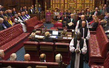 bishops bench abolish bishops bench to reduce the size of the house of lords national secular